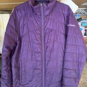 Plus size Columbia winter jacket - 2x